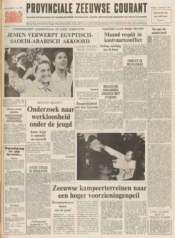 Provinciale Zeeuwse Courant 1967-09-01