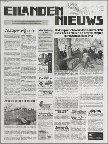 Eilanden-nieuws. Christelijk streekblad op gereformeerde grondslag 2000-04-28