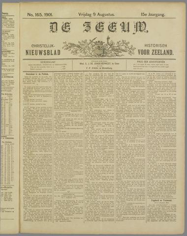 De Zeeuw. Christelijk-historisch nieuwsblad voor Zeeland 1901-08-09