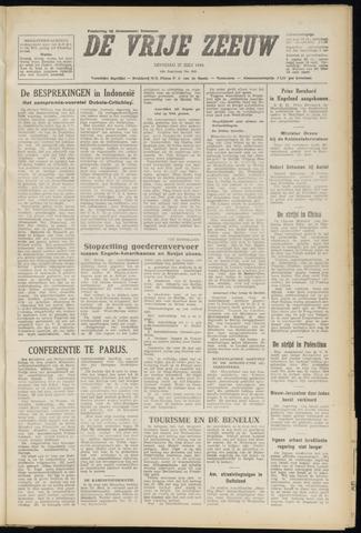 de Vrije Zeeuw 1948-07-27