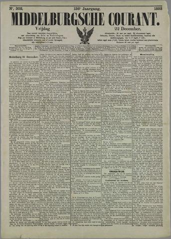 Middelburgsche Courant 1893-12-22
