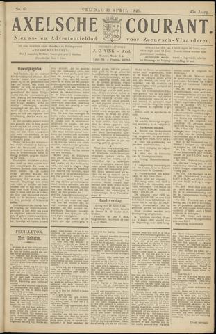 Axelsche Courant 1929-04-19