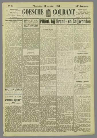 Goessche Courant 1927-01-12