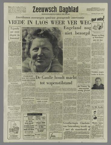 Zeeuwsch Dagblad 1961-04-29