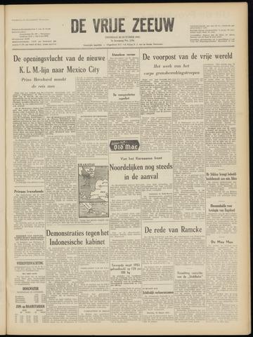 de Vrije Zeeuw 1952-10-28