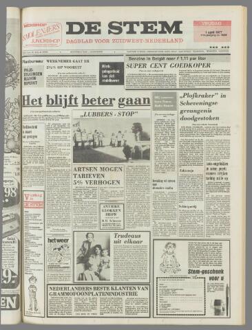 de Stem 1977-04-01