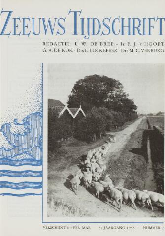 Zeeuws Tijdschrift 1955-03-15