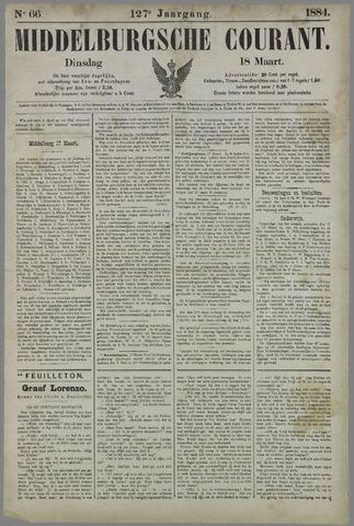 Middelburgsche Courant 1884-03-18