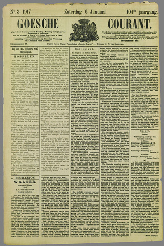 Goessche Courant 1917-01-06