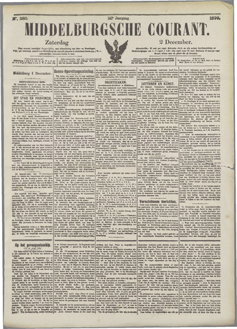 Middelburgsche Courant 1899-12-02