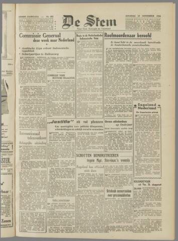 de Stem 1946-11-19