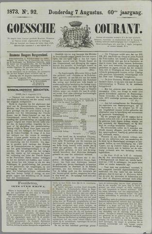 Goessche Courant 1873-08-07