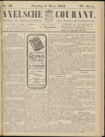 Axelsche Courant 1912-03-09