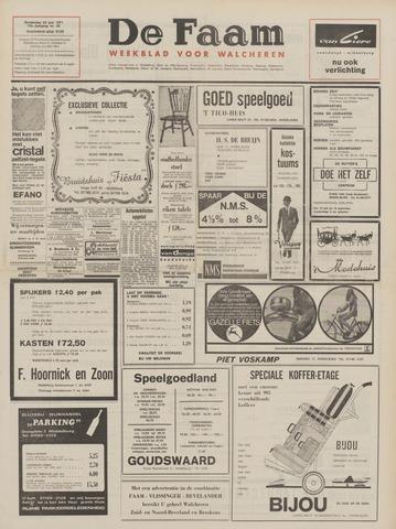 de Faam en de Faam/de Vlissinger 1971-06-24