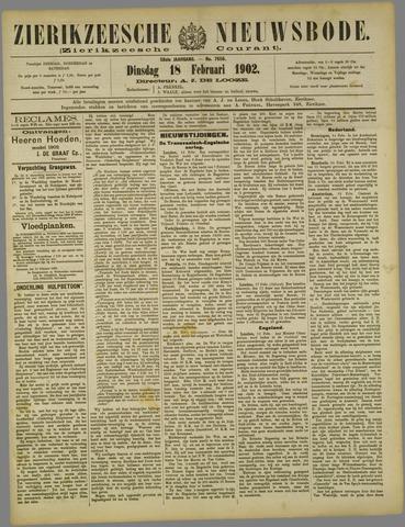 Zierikzeesche Nieuwsbode 1902-02-18