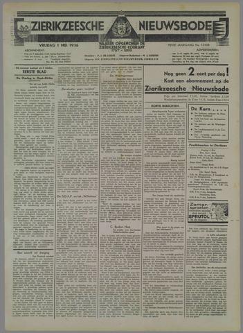 Zierikzeesche Nieuwsbode 1936-05-01