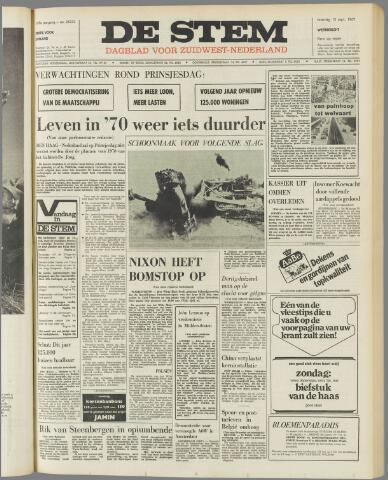 de Stem 1969-09-13