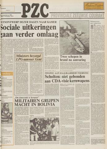 Provinciale Zeeuwse Courant 1979-11-02