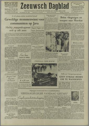 Zeeuwsch Dagblad 1957-07-23
