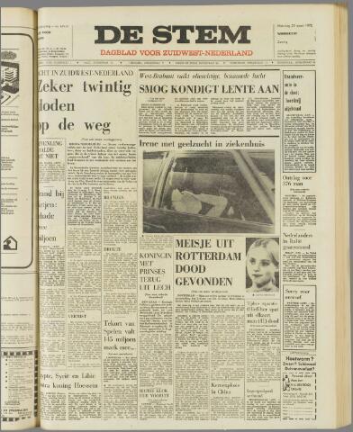 de Stem 1972-03-20