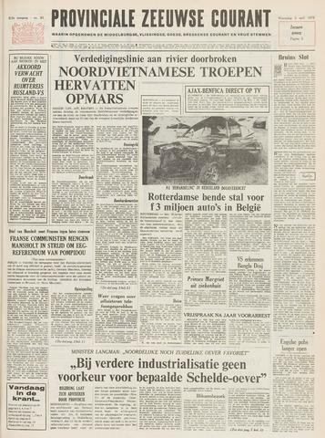 Provinciale Zeeuwse Courant 1972-04-05