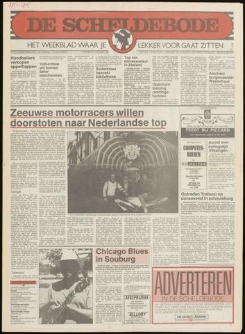 Scheldebode 1985-11-21
