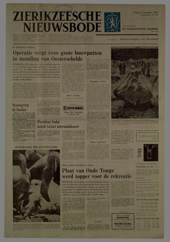 Zierikzeesche Nieuwsbode 1975-09-05