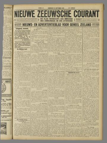 Nieuwe Zeeuwsche Courant 1926-09-16