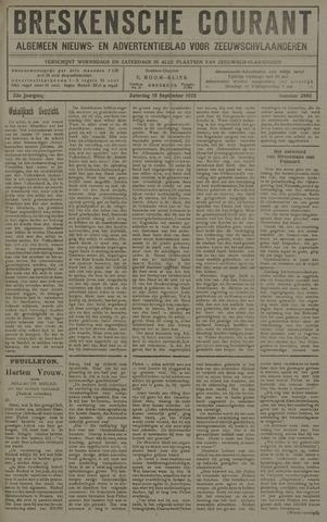 Breskensche Courant 1923-09-15