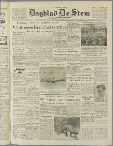de Stem 1953-10-20