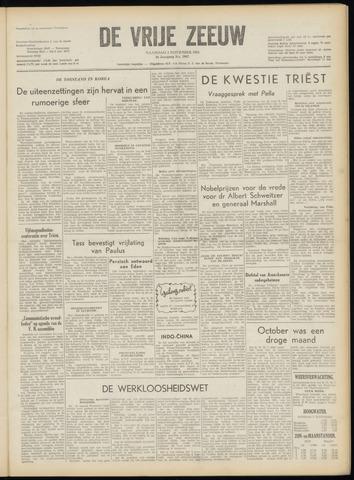 de Vrije Zeeuw 1953-11-02