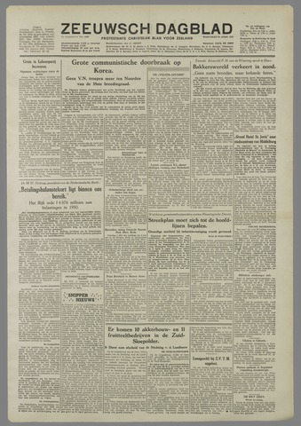 Zeeuwsch Dagblad 1951-04-25