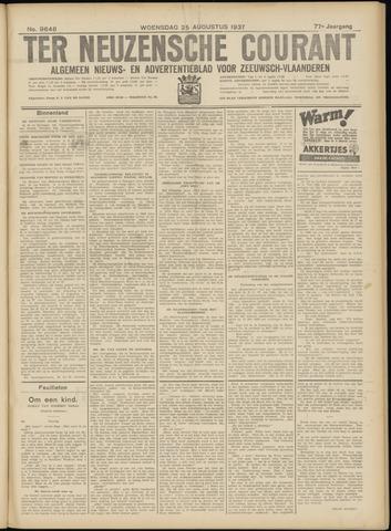 Ter Neuzensche Courant. Algemeen Nieuws- en Advertentieblad voor Zeeuwsch-Vlaanderen / Neuzensche Courant ... (idem) / (Algemeen) nieuws en advertentieblad voor Zeeuwsch-Vlaanderen 1937-08-25