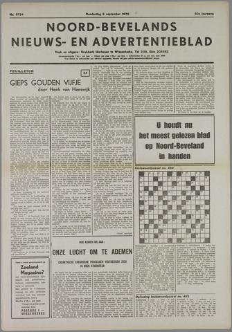 Noord-Bevelands Nieuws- en advertentieblad 1976-09-09