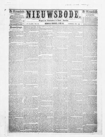 Sheboygan Nieuwsbode 1858-05-18