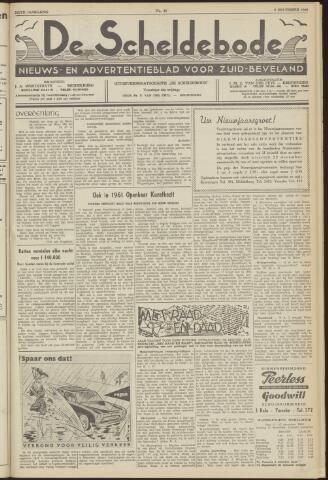 Scheldebode 1960-12-09