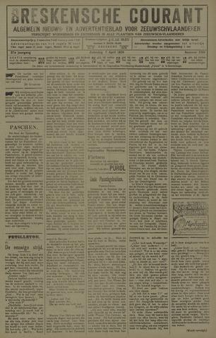 Breskensche Courant 1928-04-07
