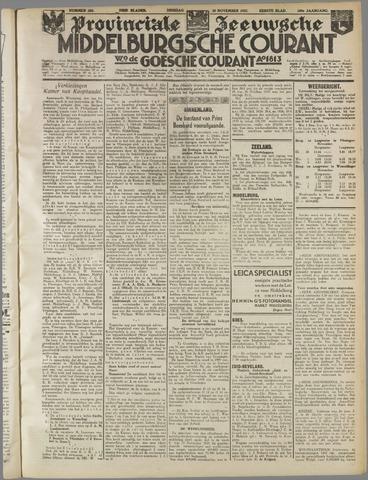 Middelburgsche Courant 1937-11-30