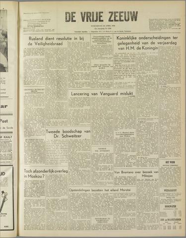 de Vrije Zeeuw 1958-04-30