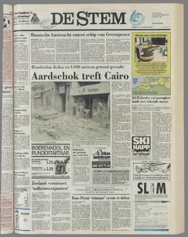 de Stem 1992-10-13