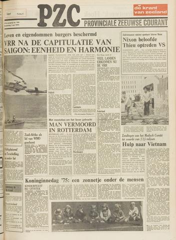 Provinciale Zeeuwse Courant 1975-05-01