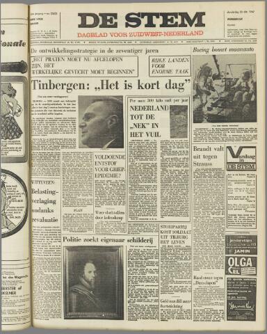 de Stem 1969-10-30
