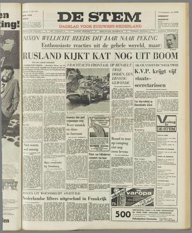 de Stem 1971-07-17