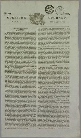 Goessche Courant 1837-08-25
