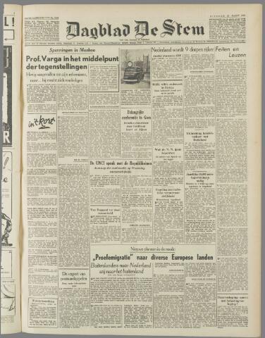 de Stem 1949-03-29