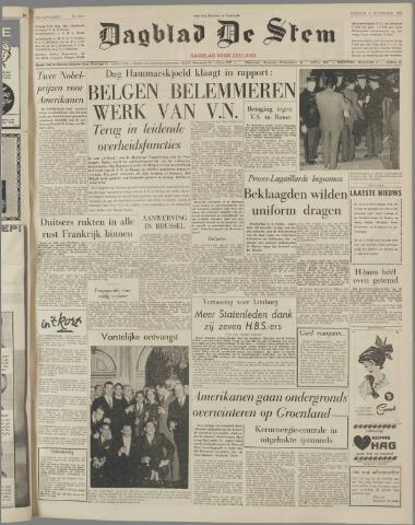 de Stem 1960-11-04