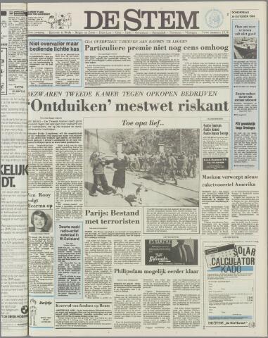 de Stem 1986-10-30