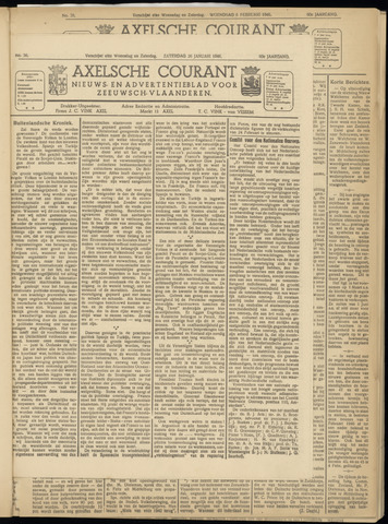 Axelsche Courant 1946-01-26