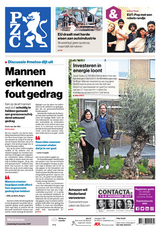 Provinciale Zeeuwse Courant 2017-11-09