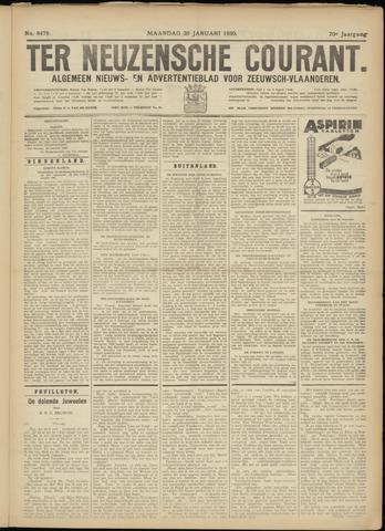 Ter Neuzensche Courant. Algemeen Nieuws- en Advertentieblad voor Zeeuwsch-Vlaanderen / Neuzensche Courant ... (idem) / (Algemeen) nieuws en advertentieblad voor Zeeuwsch-Vlaanderen 1930-01-20